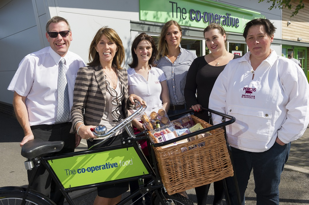 Co-op Local Supplier Initiative Champions Yorkshire Food