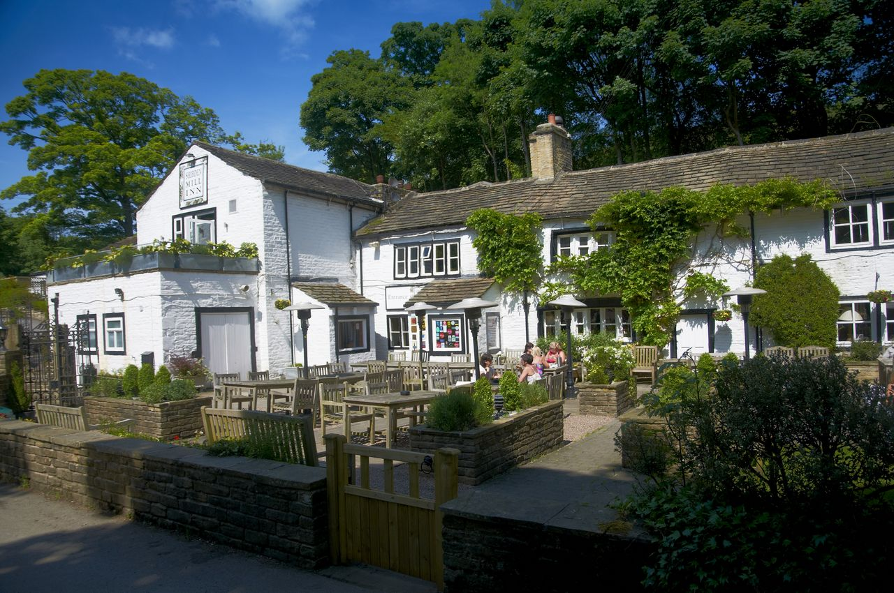 Shibden Mill Inn Declared Britain's Best Pub