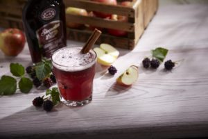 Autumn tipple to warm your cockles? Try Sloemotion's Bramble Orchard Cocktail