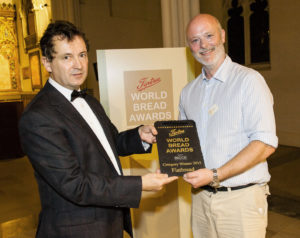 Huddersfield baker cleans up at World Bread Awards