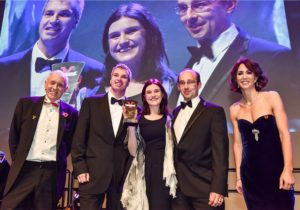"Lottie Shaw's crowned the ""Taste of  Yorkshire"" 2015"