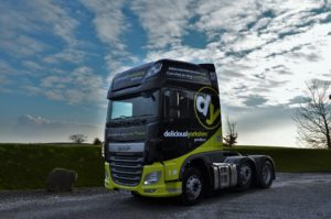 Wagons Roll: Delivering Yorkshire's Finest