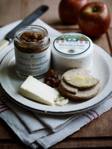 Yorkshire collaboration on new chutney
