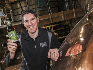 Black sheep ale hops on board for a passage to India